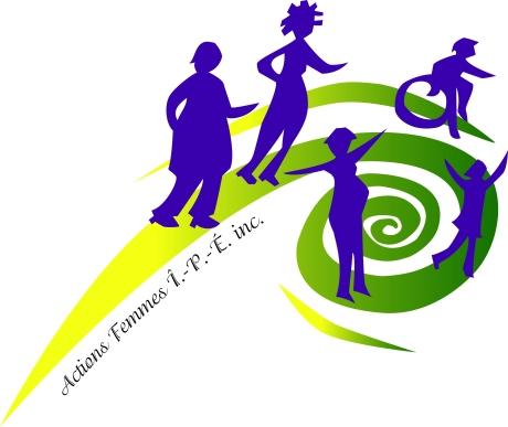 Logo - Actions Femmes